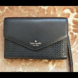 Kate Spade black cross body